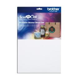 ScanNCut Printbar labels kit 2X7 stk