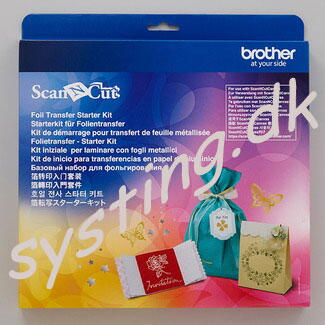 ScanNCut foil starter kit