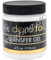 Icraft deco foil transfer gel (Copy 1)